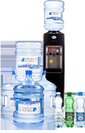 Woda z dostawą